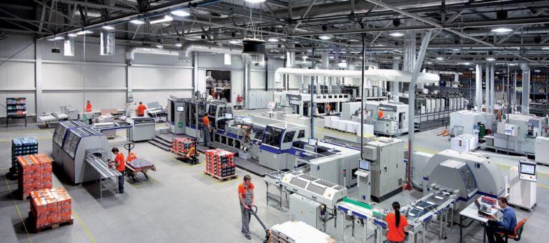 interak printing house - equipment